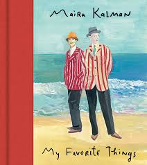 Faverit My Favorite Things Maira Kalman