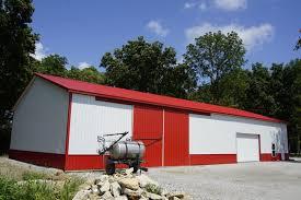 Pole Barns Dayton Ohio Pole Barns Knisley U0027s Construction
