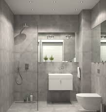 badezimmer in grau badezimmer grau weis mosaik planen interior design ideen