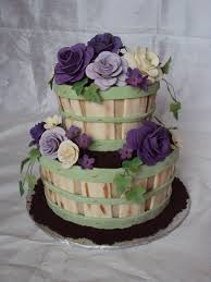malorie u0027s apple barrels this wedding cake turned out so sweet