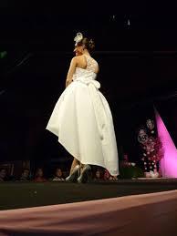 robe mariã e asymã trique lô miss normandie au salon du mariage 2013
