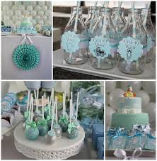 stork baby shower decorations kara s party ideas boy baby shower party planning ideas