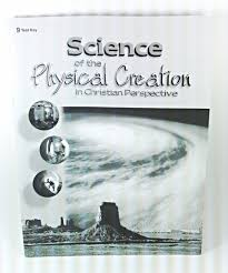 a beka abeka science of the physical creation in christian