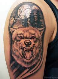 80 superb alpha wolf tattoos for