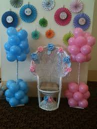 baby shower chair rental nj balloons by jazzy party event planning ln dacula
