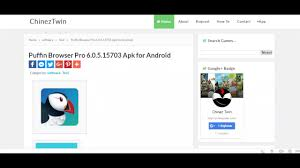 puffin browser apk puffin browser pro 6 0 5 15703 apk for android