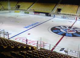 setting up hockey rink all dell dhm