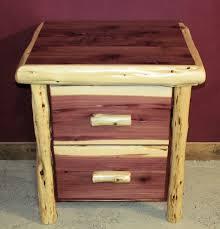 rustic night stands u2014 barn wood furniture rustic barnwood and
