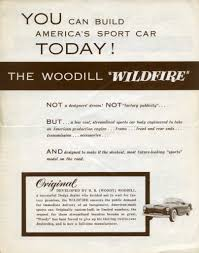 Wildfire Book Summary by The Woodill Wildfire Brochure You Can Build America U0027s Sport Car