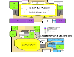 Ccw Map Campus Map