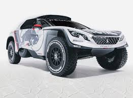 peugeot malta peugeot 3008 dkr race car reveals its aggressive bodywork
