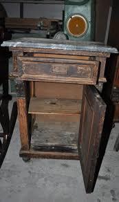 Granite Top Bedroom Furniture Sets by Nightstand Appealing Old German Marble Top Nightstand With Or