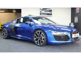 wrapped r8 used audi r8 coupe 5 2 fsi v10 s tronic quattro 2dr in bolton