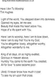 christian worship song lyrics christian worship song lyrics