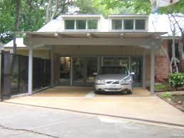 flat roof carport roofing decoration flat roof carport