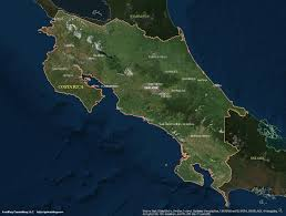 Map Of San Jose Costa Rica by Costa Rica Satellite Maps Leaddog Consulting