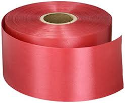 poly ribbon embossed poly satin ribbon 2 3 4 x 100 yards beauty