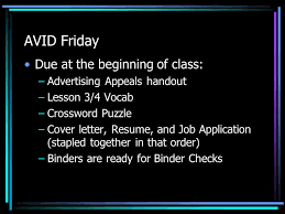 Resume And Job Application by Monday Ppt Download
