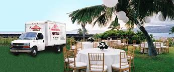 party rentals best party rentals in hawaii