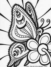 plex coloring pages adults free printable abstract 15946