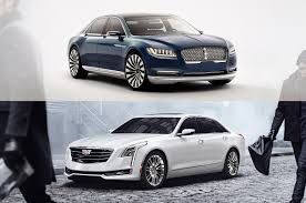 mazda cr6 2015 american luxury face off cadillac ct6 vs lincoln continental concept