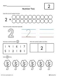 27 best numbers images on pinterest number tracing preschool