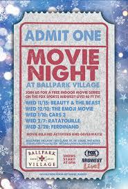movie night ratatouille events ballpark village st louis