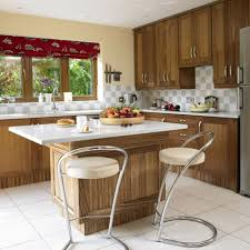 kitchen brown solid wood kitchen cabinet kitchen island round