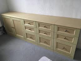 Fitted Bedroom Furniture Drawers Sideboard Bedroom Or Bathroom Drawers Draws And Cupboard Dresser