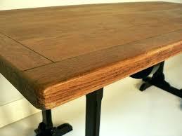plateau de bureau bois planche de bois pour bureau diy deco rangement avec bureau en bois