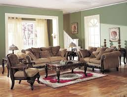 furniture decorating the interior with cheap living room