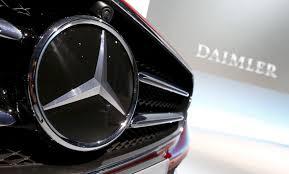 logo mercedes benz 2017 daimler rappelle plus de 3 millions de mercedes benz diesel en