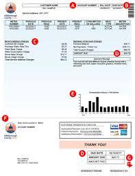 utility bill template eliolera com