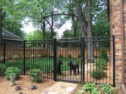 modern concept iron fence designs with wrought iron fence cost