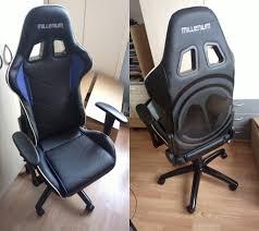 bureau fait maison fly bureaux fauteuil bureau racer fly nancy design destin fauteuil