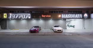 porsche philippines ferrari maserati service center opens in makati gadgets magazine