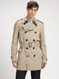 how to wear the trench coat men s fashion