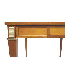 baker furniture game table mid 20th century vintage baker furniture blond mahogany game table