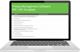 rfp rfi template resources onetrust