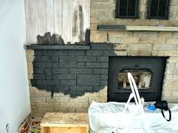 paint colors for fireplaces dark brown fireplace color ideas paint