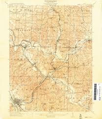 Toledo Ohio Map Ohio Historical Topographic Maps Perry Castañeda Map Collection