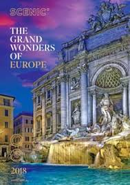 europe tours in 5 luxury with scenic