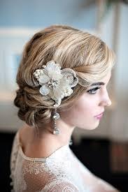hair and makeup vintage vintage style bridal hair accessories marlena vintage style feather