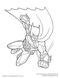 batman and robin coloring page getcoloringpages com