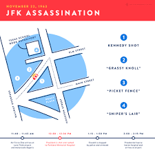 Map Of Dallas Texas Investigate The Jfk Assassination On This Dark Tour Of Dallas