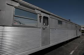 rare u0026 restored 1957 8 u0027 x 50 u0027 spartan executive mansion trailer