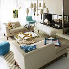 Danner Chaise Left Arm Modern Furniture Jonathan Adler - Jonathan adler bedroom