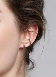 ear cuffs ireland how to style an ear cuff the astley clarke jewellery