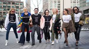 designers who made political statements at new york fashion week 2017