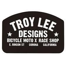 troy designs shop troy designs sticker race shop black white 6 5 inches